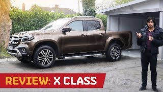 X-CLASS! Just a Badge or a TRUE Mercedes?? Full Review!