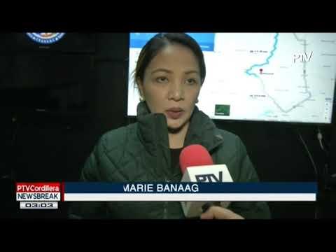 NEWS BREAK: Kanayunan nga SRR team, agturongen sadiay Natonin, Mountain Province