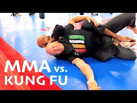 MMA vs KUNG FU