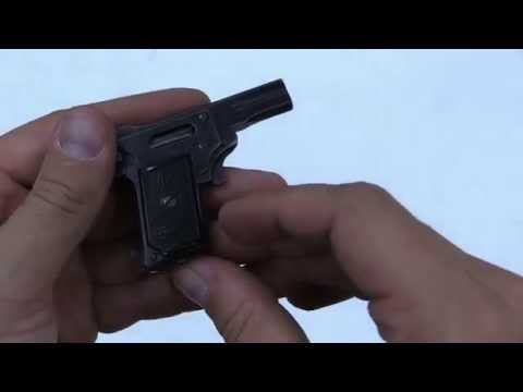 World's Smallest Pistol - 2.7mm Kolibri at RIA