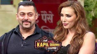 Iulia Vantur FINALLY ACCEPTS Being In Love With Salman Khan | Kapil Sharma Show