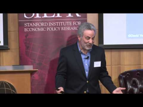 David Yoffie- Stanford Institute for Economic Policy Research (SIEPR)