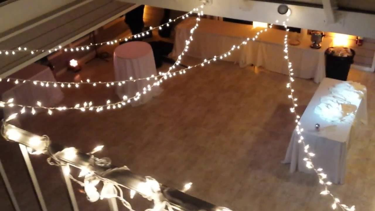 Orange County String Lighting Rental
