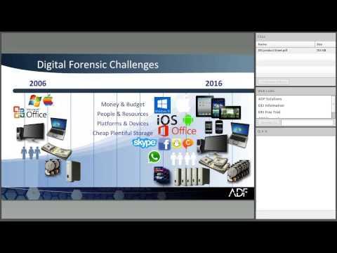 Streamline Your Digital Investigations