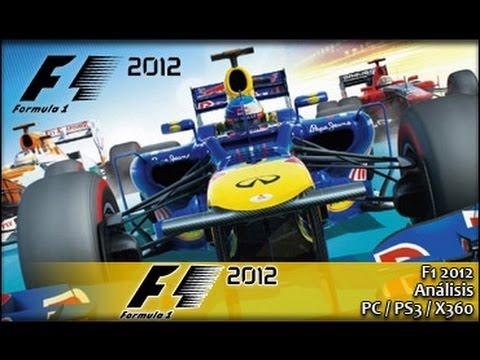 F1 2012 [Análisis]