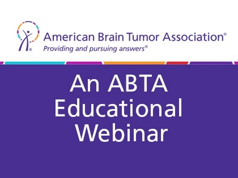 American Brain Tumor Association Webinar: Coping With Depression, Anxiety And A Brain Tumor