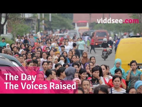 The Day The Voices Raised - Indonesia Documentary Short Film // Viddsee.com