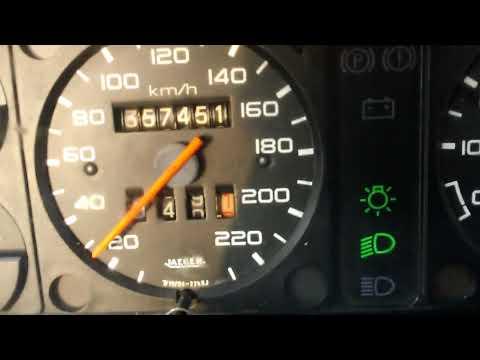 Peugeot 205 1.4 Xs 0-155Km/h acceleration