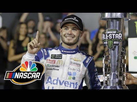 NASCAR Cup Series All-Star Race | EXTENDED HIGHLIGHTS | 5/18/19 | Motorsports on NBC