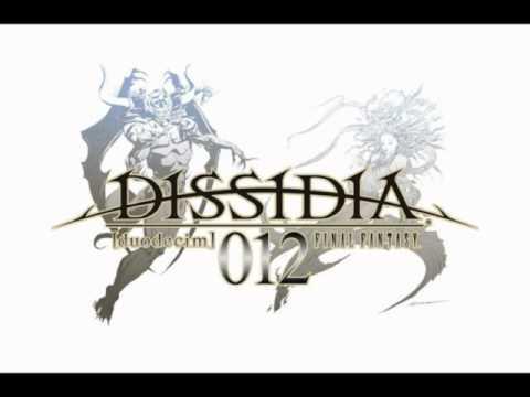 Dissidia Duodecim Soundtrack - Final Fantasy III Battle Theme