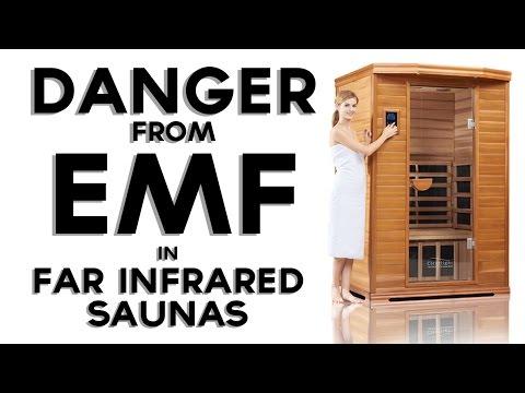Danger from EMF in Far Intrared Sauna