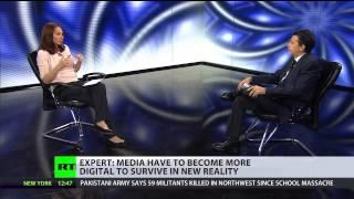 Advertising guru on media business future