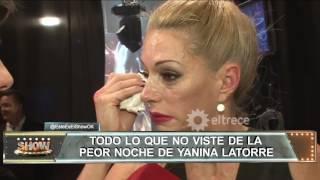Yanina Latorre se quebró en llanto te mostramos el backstage thumbnail