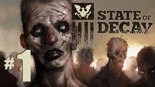 CANNIBAL FAMILY PICNIC - State of Decay Gameplay Part 1