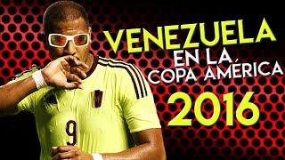 VENEZUELA EN LA COPA AMÉRICA - Goles, Skills y Resumen