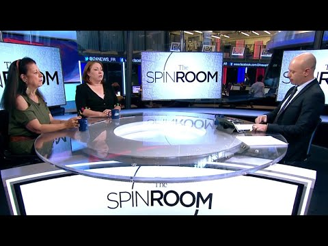 The Spin Room Panel: Why Are US Jews Turning Against Israel?