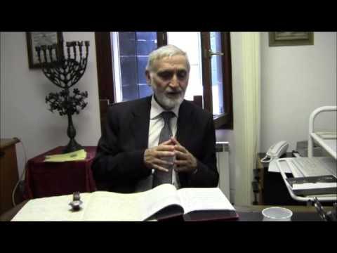 Tre minuti di Torah - V'Erastich Li L'Olam