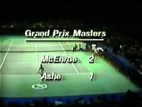 Ashe vs McEnroe Final - Master Cup 1978 - 02/13