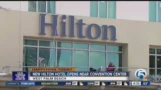 New hotel opens in West Palm Beach