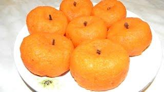 Закуска постная мандаринки  супер плюс#