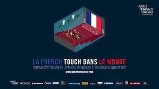 LA FRENCH TOUCH, FAIRE RAYONNER LA FRANCE PAR AURELIE GROS