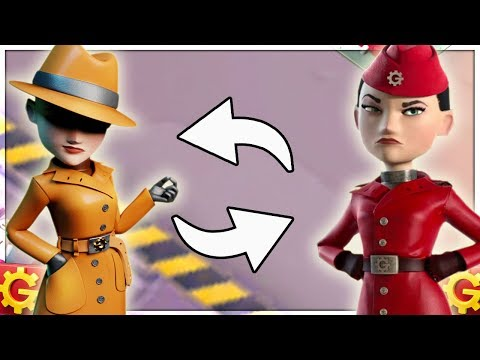 Boom Beach Is The TRADER =  COL. GEARHEART?! Boom Beach Science!