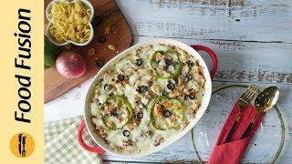 Chicken Pizza Pasta Recipe By Food Fusion