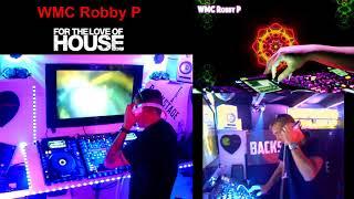 Episode 20 WMC Robby P   The Basement Hour 2018 Min techno
