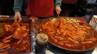 백종원의 3대천왕 이가네떡볶이/ Tteokbokki/ korean street food/ 부산 부평깡통시장