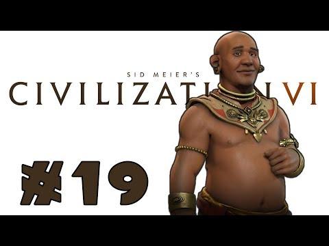 Let's Play: Civilization VI -- Deity Khmer! -- Part 19