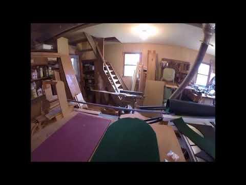 seahawk 3 custom wood floor project build