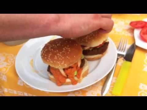 Vegan deluxe Burger Sauce // Captain Veeman - Vegan Action Hero Cooking