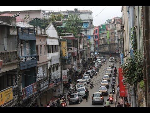 Travel to Aizawl: Bara Bazar, Dawrpui (Mizoram)