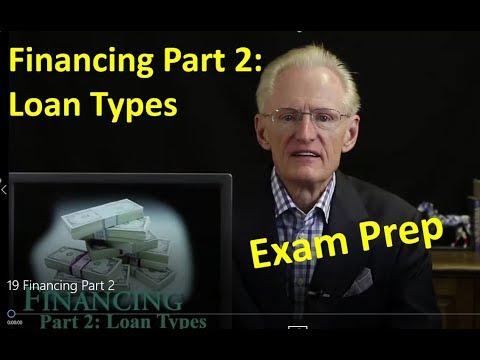 19 Financing Part 2: Arizona Real Estate License Exam Prep