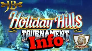 Golf Clash, Holiday Hills Tourney - INFO