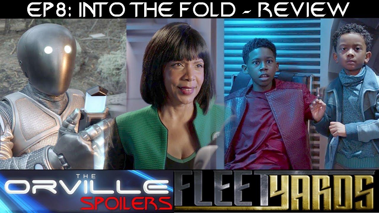 "Download Orville S01E08 ""Into the Fold"" Spoiler Review/Analysis - Fleetyards"