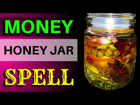 💸POWERFUL HONEY JAR SPELL for MONEY 🤑 Mp3