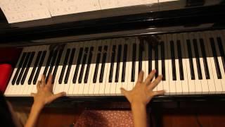 Beautiful Savior-Plantshakers 鋼琴版本by God's voice