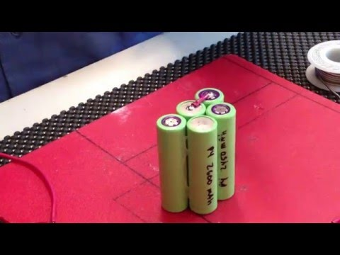 100Wh Lithium Battery Pack from YouTube · Duration:  14 minutes 27 seconds