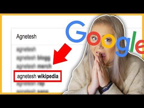 Googler Meg Selv #2