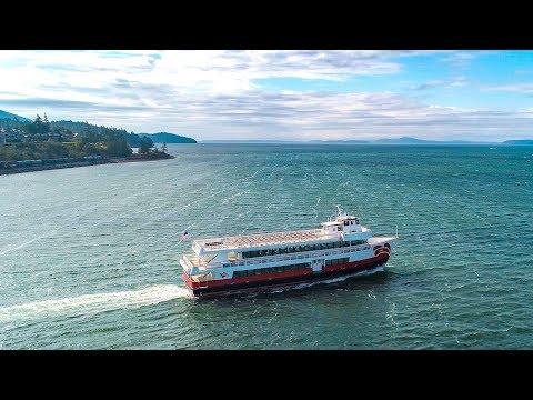 600-Passenger, Hybrid-Electric Harbor Tour Boat