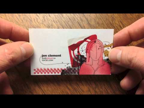 Clubcard Printing Canada 13 Point Bright White 100% Post Consumer Waste Cardstock | Clubcard TV
