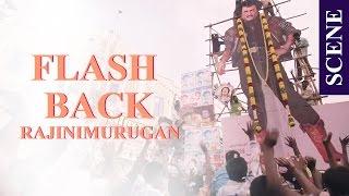 Rajini Murugan - Flash Back Scene | Sivakarthikeyan, keerthi Suresh, Soori | Ponram