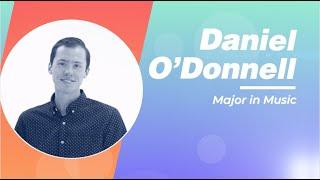 Daniel O'Donnell: Drum Major to Album Performer