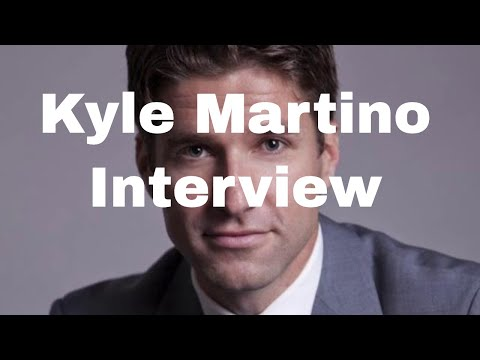 Kyle Martino  about his USSF Presidential campaign
