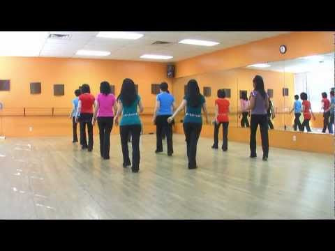 Dear Darlin' - Line Dance (Dance & Teach in English & 中文)