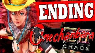 Onechanbara Z2 Chaos ENDING FINAL BOSS BATTLE Chapter 16 Ground Zero
