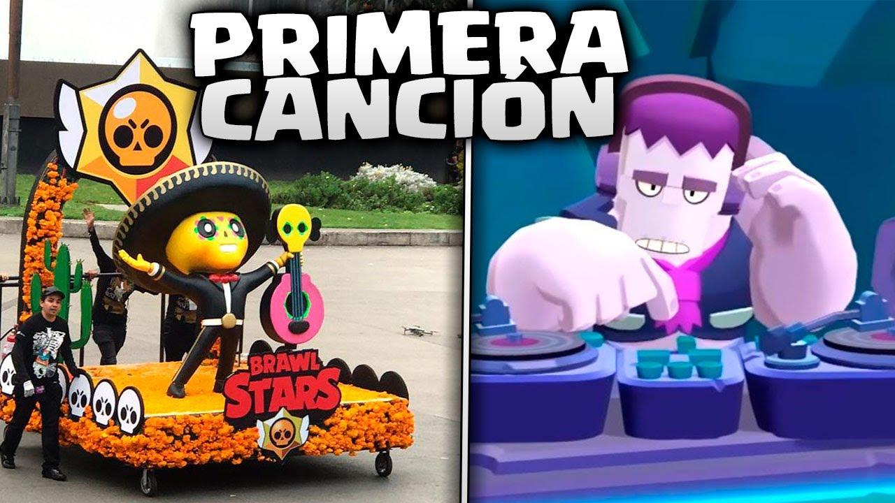 "PRIMERA CANCIÓN de BRAWL STARS | ""GEMERO"" | Ozuna   Caramelo"
