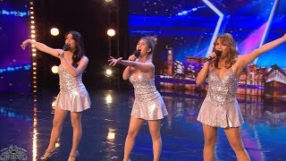 Britain's Got Talent 2018 Miss Tres Surprises Everyone Full Audition S12E05
