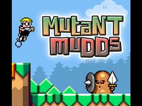 (Let's Play) Mutant Mudds Deluxe (Ep1 Stage 1) |